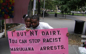 Photo: Milk Not Jails